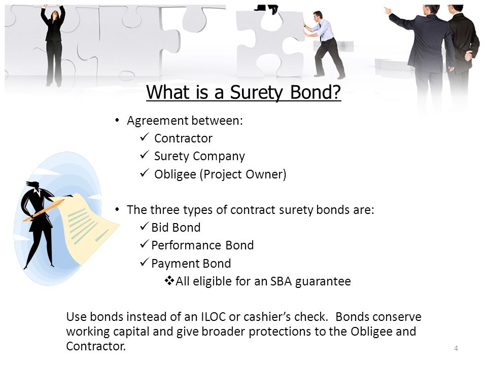 1 Us Small Business Administration Surety Bond Guarantee Program