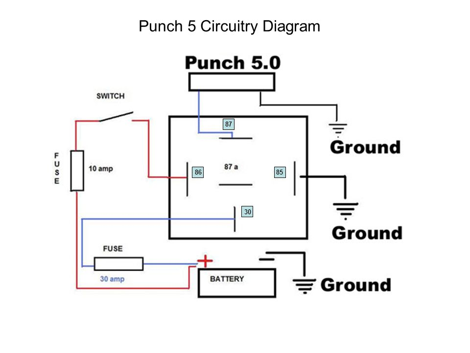 Punch 5 Installation Guide Hose Connections 38 Clear. 4 Punch 5 Circuitry Diagram 8685 87 30. Wiring. Wiring Diagram 5 Way Switch I 39m At Eloancard.info