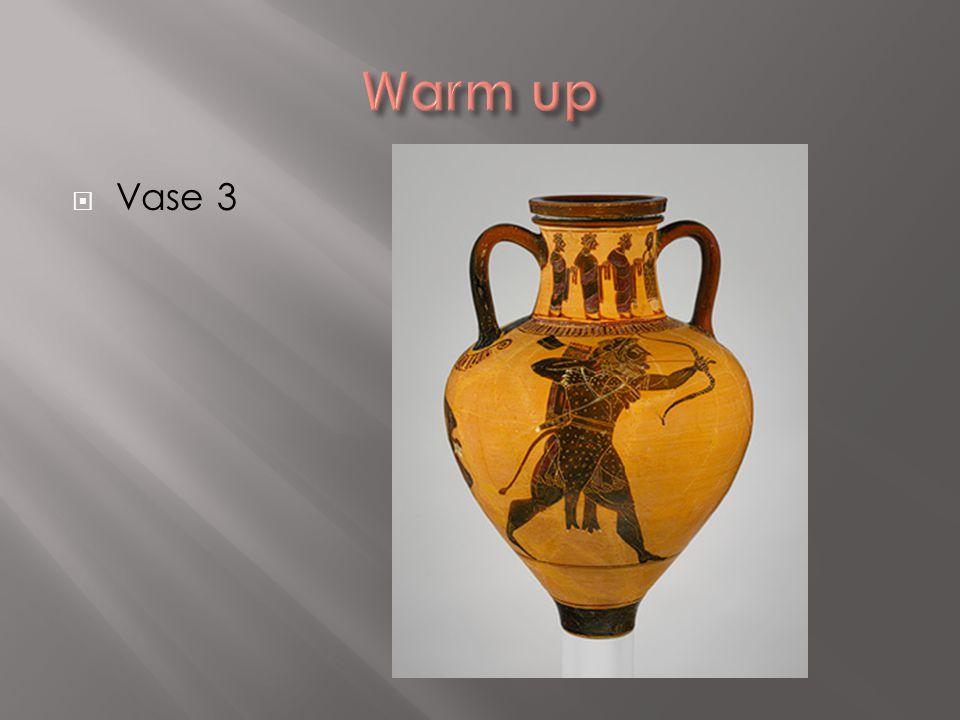 Vase 1 Vase 2 Vase 3 Vase 4 Much Of Our Understanding