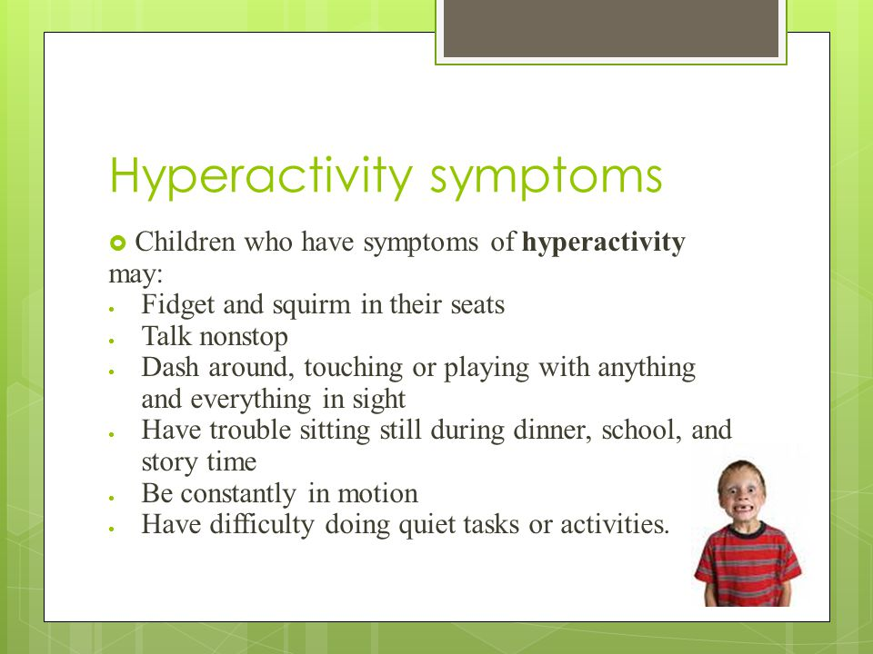 a report on attention deficit hyperactivity disorder adhd in elementary school children Intervention and strategies for students with attention deficit hyperactivity disorder 6 test taking modifications before testing: • allow time to review directly before test.