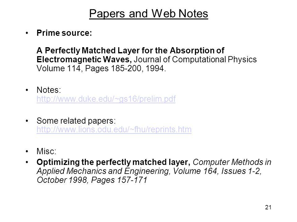 1 Spring 2003 Prof  Tim Warburton MA557/MA578/CS557 Lecture