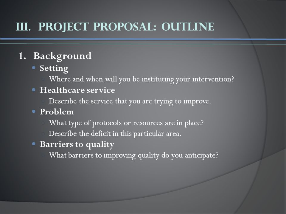 HOW-TO GUIDE: DESIGNING A STUDENT-RUN QUALITY IMPROVEMENT PROJECT