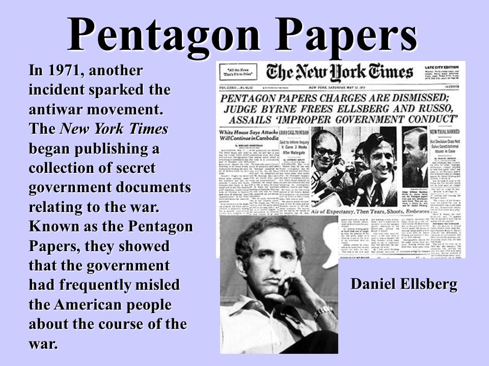Image result for the new york time began publishing the pentagon papers