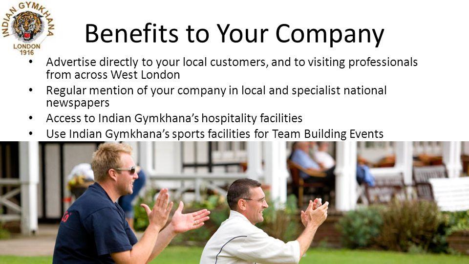 Indian Gymkhana Colts Cricket Club Sponsorship Registered