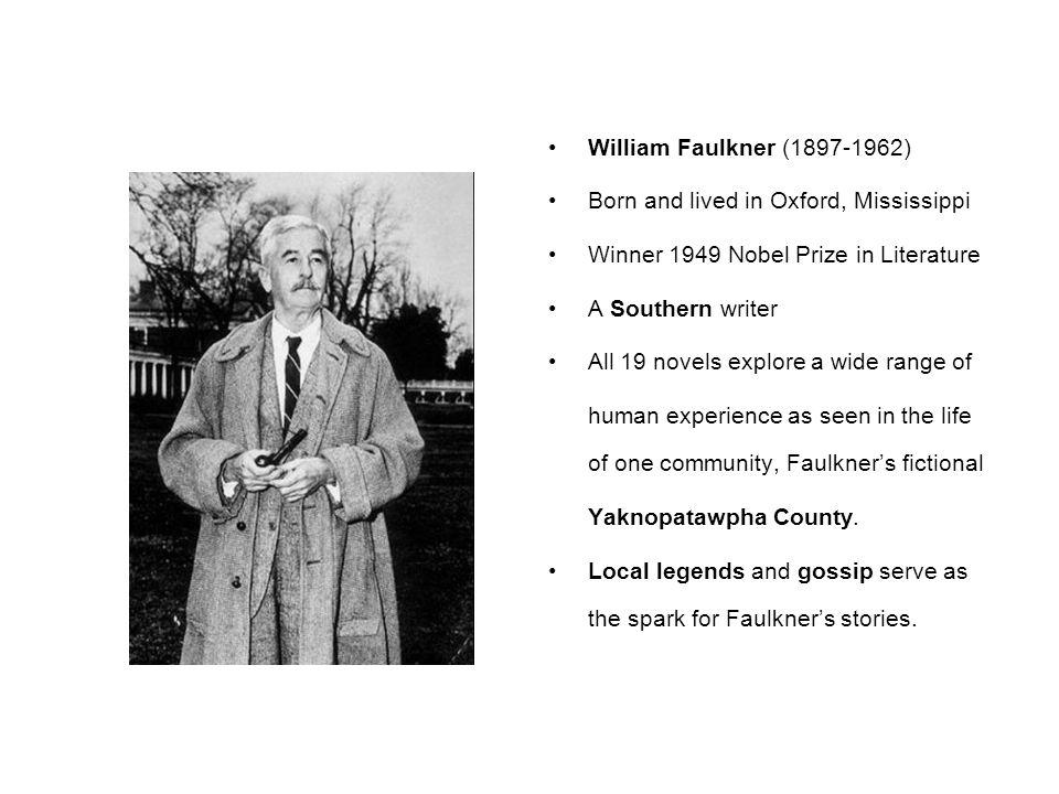 faulkner nobel speech
