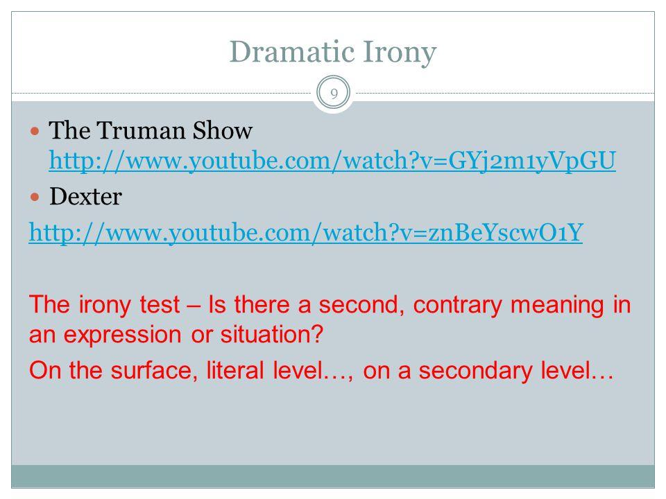 the truman show satire