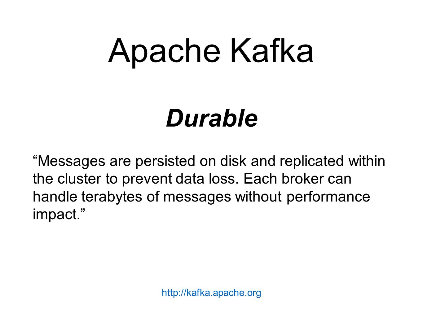 Apache Storm and Kafka Boston Storm User Group September 25