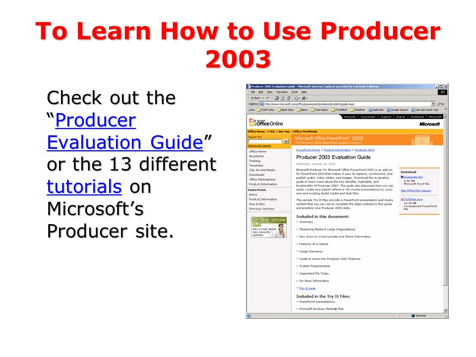 microsoft office powerpoint 2003 free download
