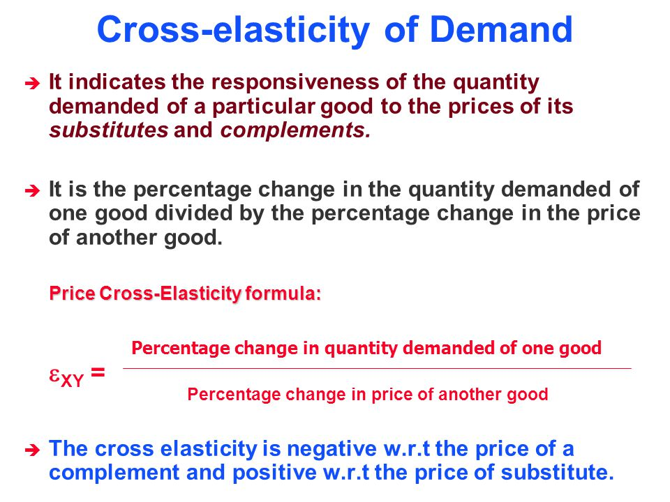 Chapter 5: ELASTICITY  Demand and Total Revenue due to Price