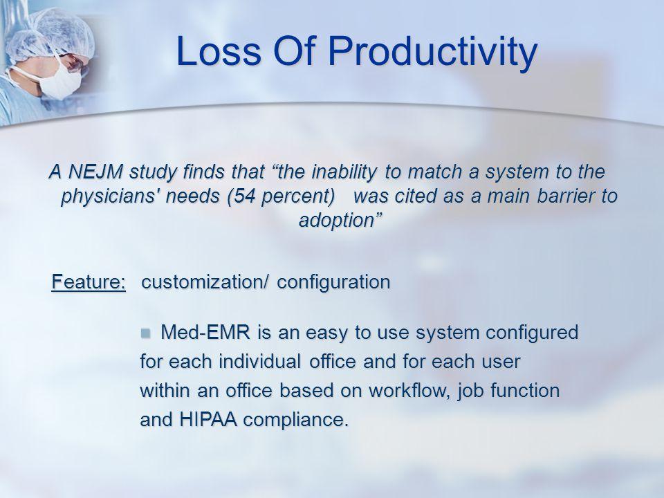 Welcome  Medi-EMR's Platform is an enterprise-class EHR