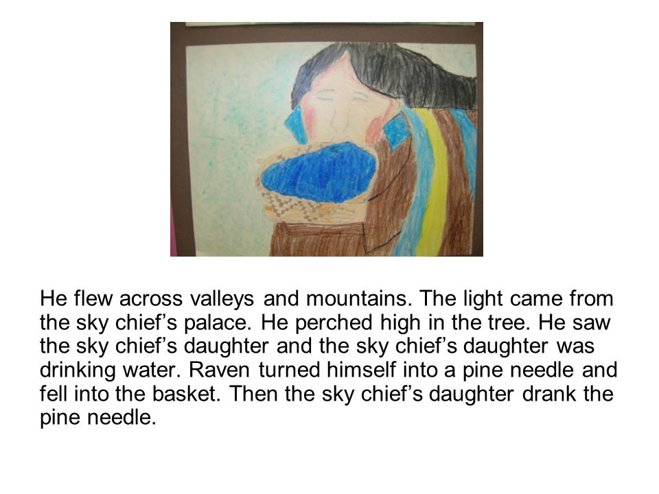 raven a trickster tale from the pacific northwest source book by