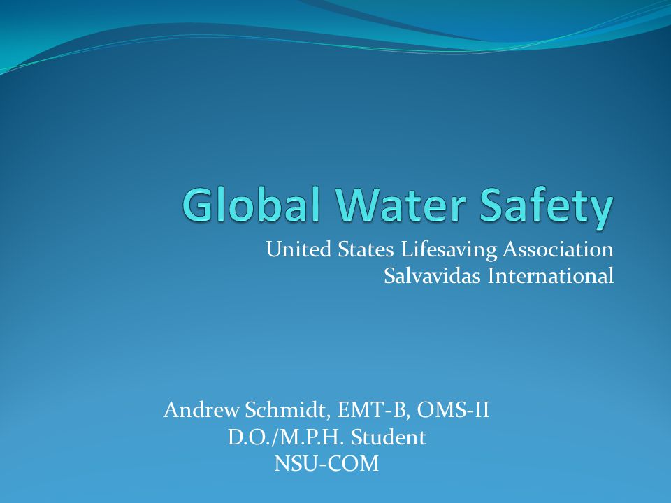 5d1cd6d2ec2 1 United States Lifesaving Association Salvavidas International Andrew ...