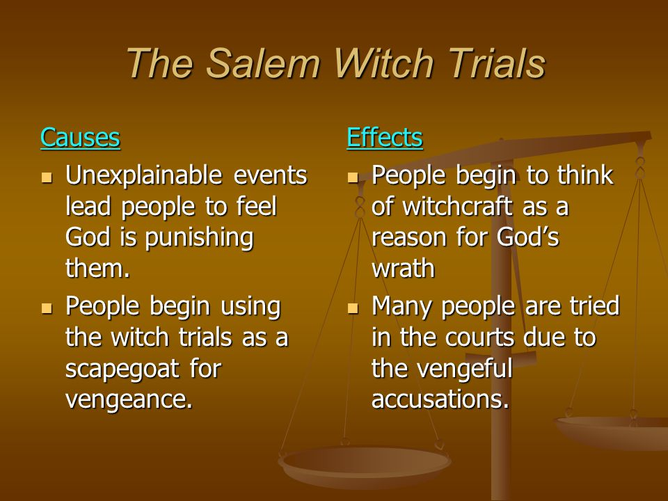 who was involved in the salem witch trials