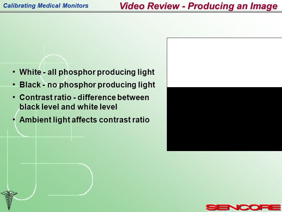 To Delivering High Quality Images in Medical Monitors  - ppt