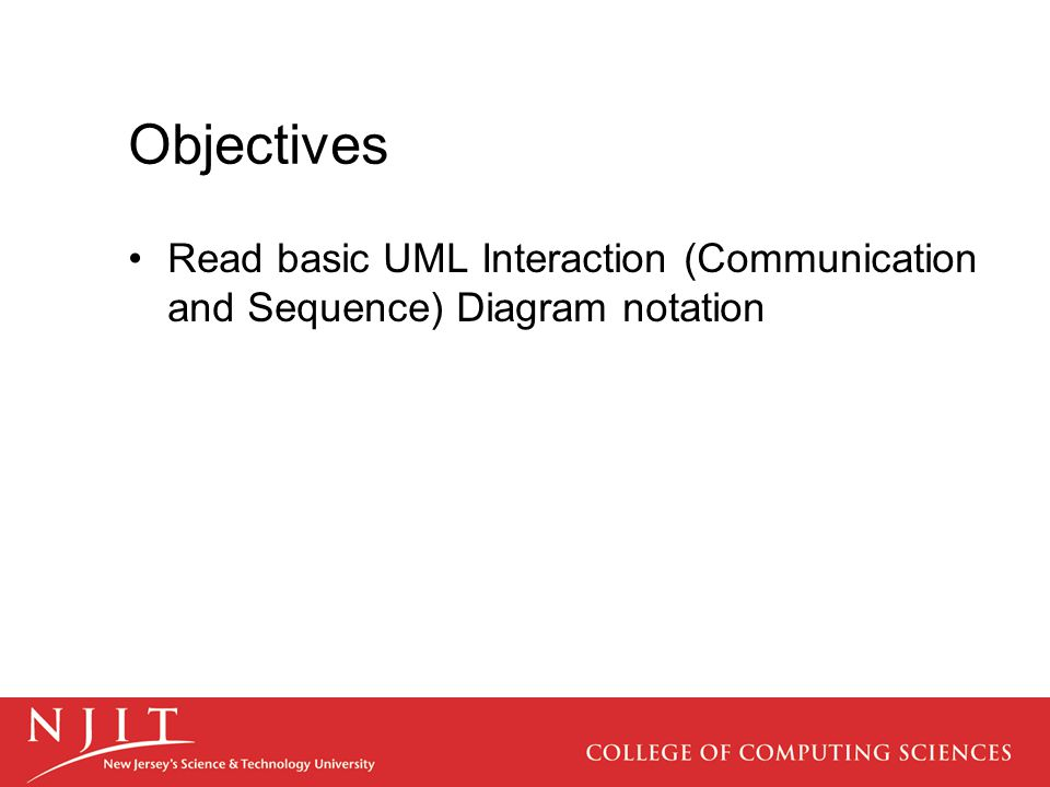 Interaction Diagram Notation From Chapter 15 Of Craig Larman