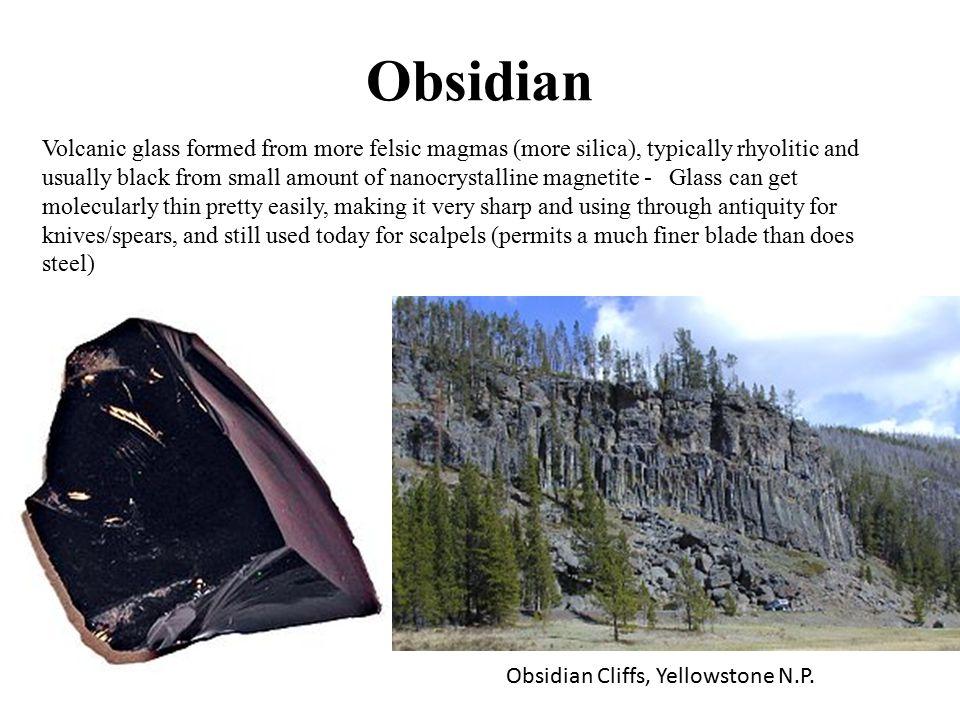 names of igneous rocks texture + composition = name set up diagrams