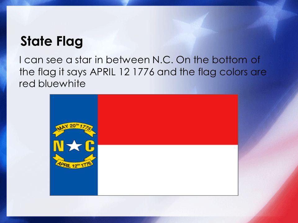 Ryan 040513 Our 50 States North Carolina Symbols Of North