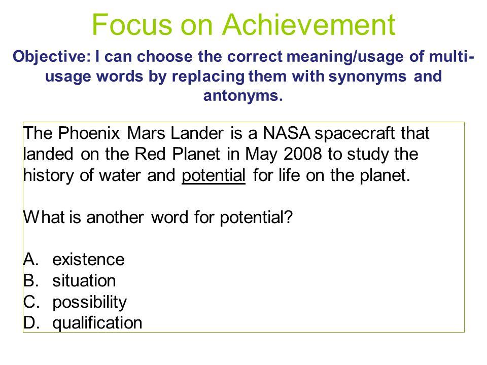 spacecraft synonym