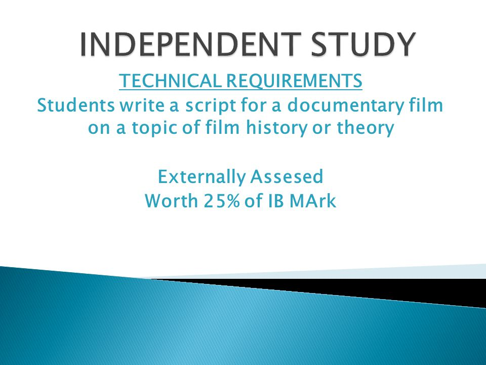 TECHNICAL REQUIREMENTS Students Write A Script For A Documentary - How to write technical requirements