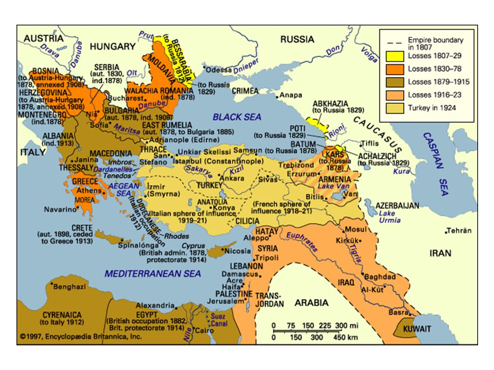 Ottoman Empire Egypt Effects Of Nationalism Industrialization