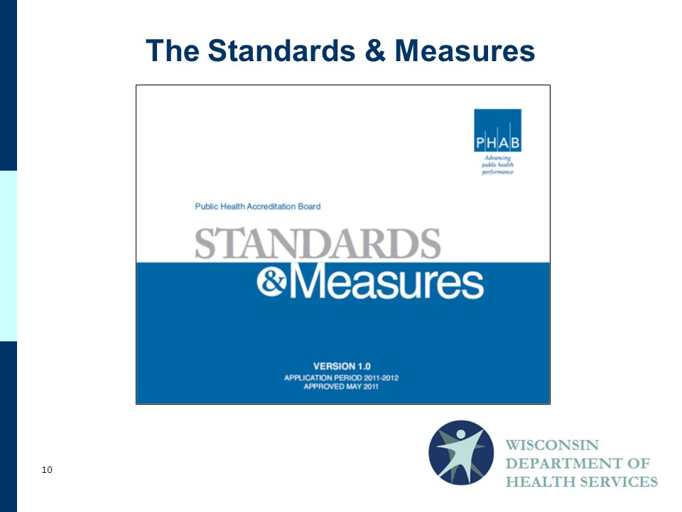 The Standards & Measures 10