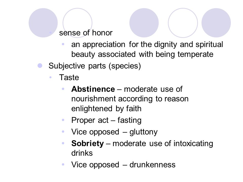 Lecture XVI: The Virtues of Fortitude and Temperance