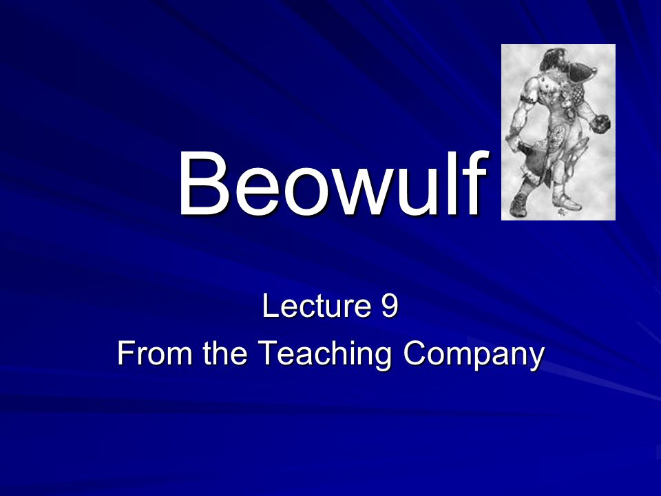 heroic ideal in beowulf