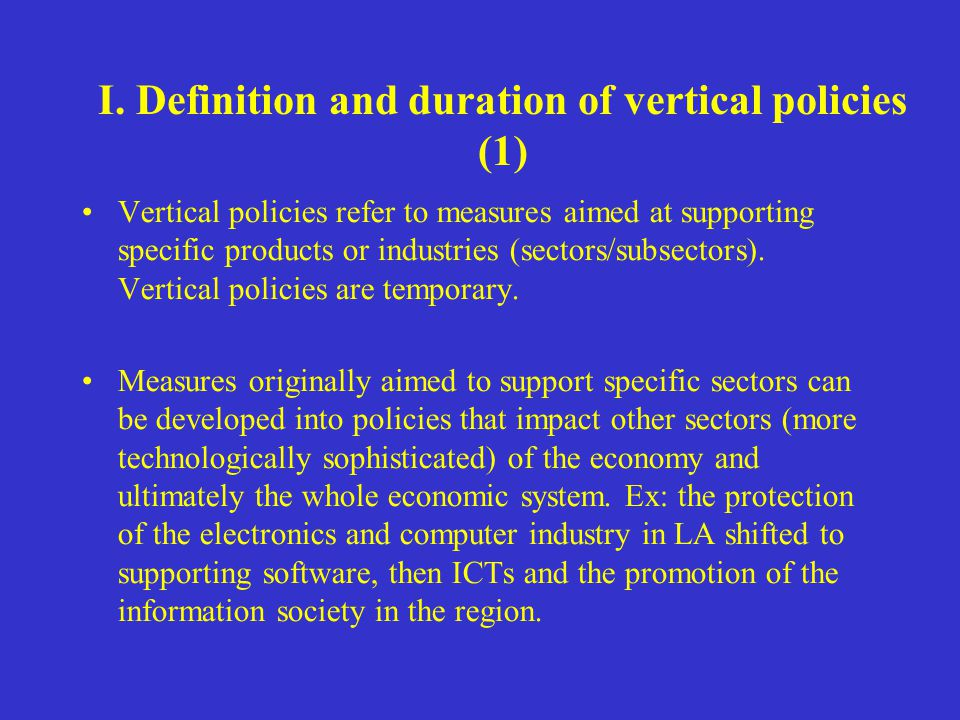 supporting industry definition