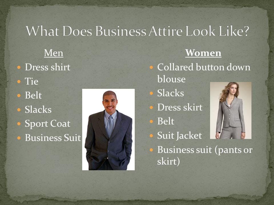 Your Clothing Is One Of The First Things That People See So It S