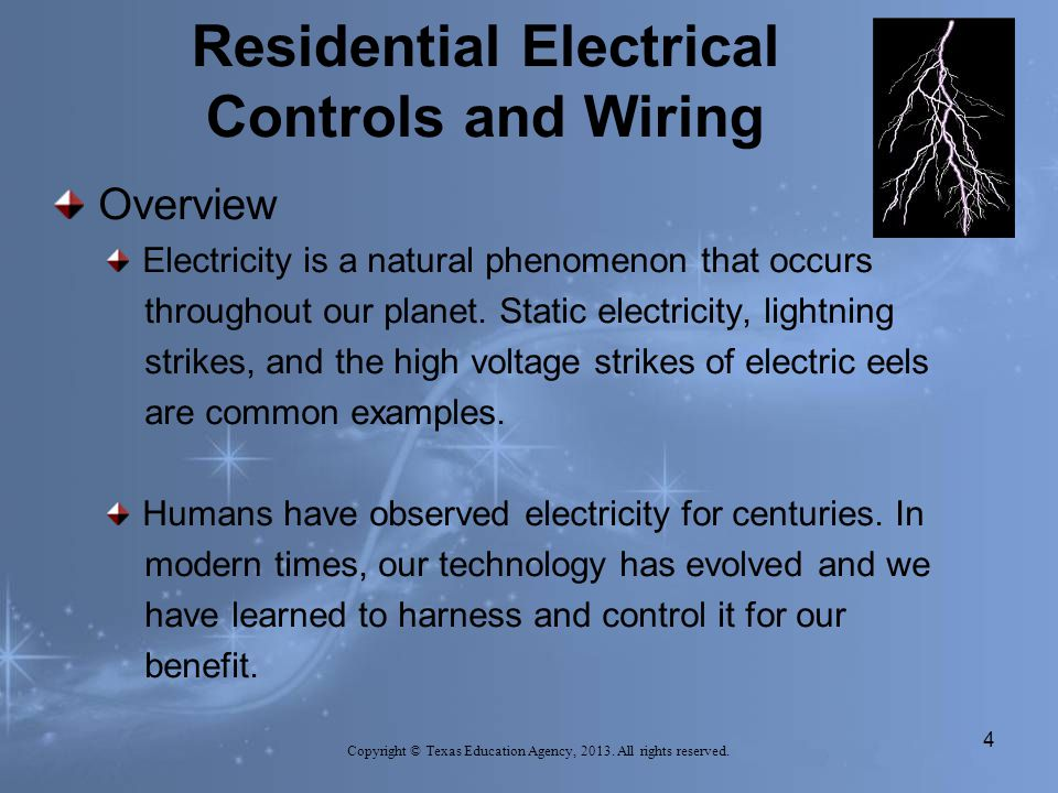 Manufacturing Engineering Residential Electrical Controls and Wiring ...