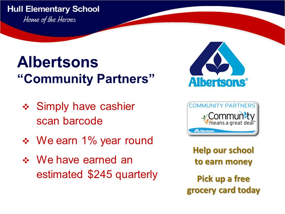 """No Additional Cost to You"""" Fund Raisers Earn our School Money by"""