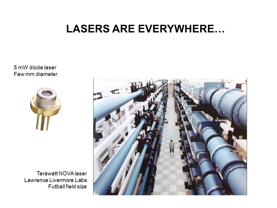 applications of laser in engineering field