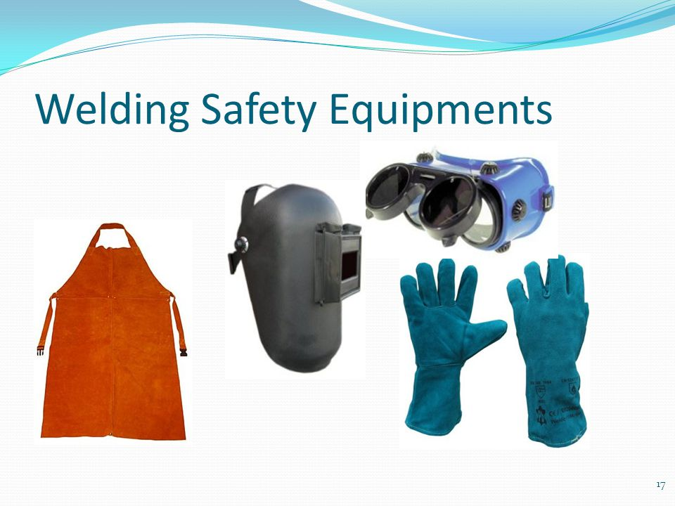 Welding Safety Equipments 17