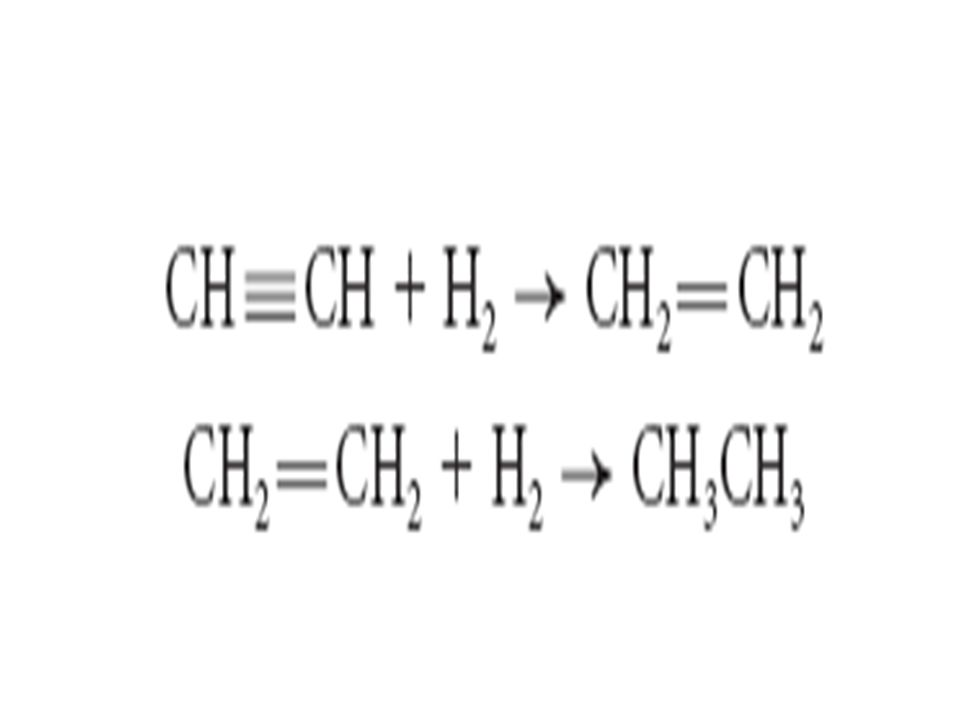 Melting and boiling points of alkynes increase with increasing chain length, just as they did for alkanes and alkenes.