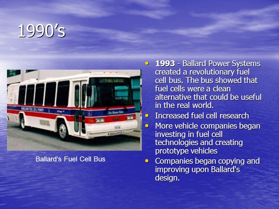 Hydrogen: Fuel of the Future James Paulson Jack Stewart April 11
