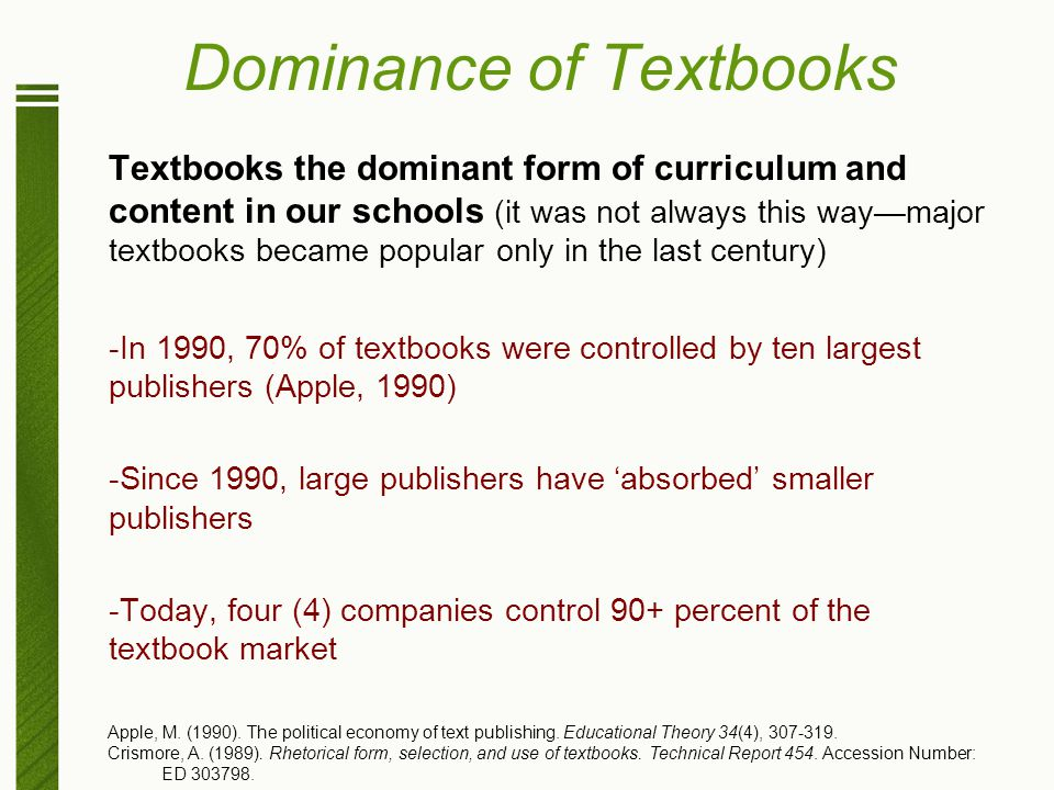 On the Limits of Textbooks: Trade Books, Literature, and