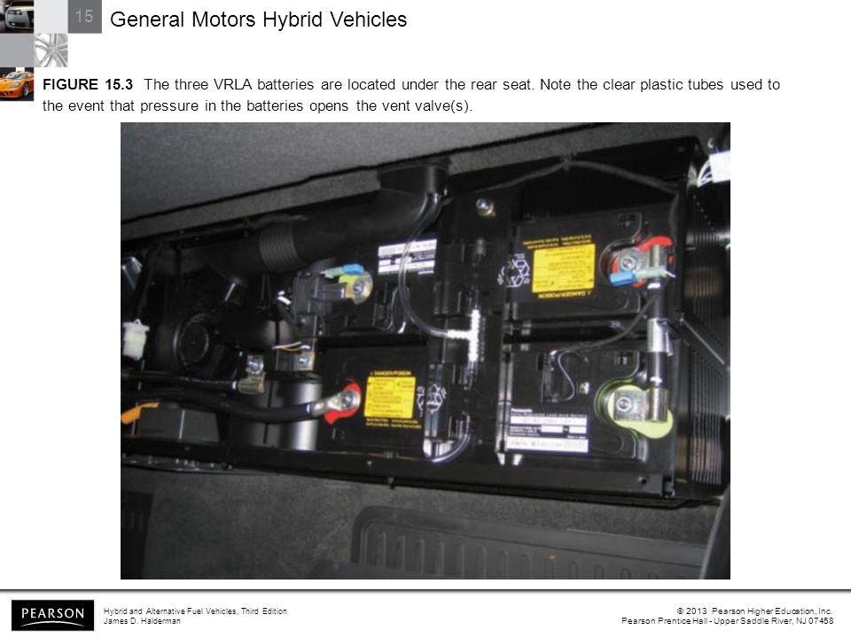 15 General Motors Hybrid Vehicles And Alternative Fuel Third Edition James D