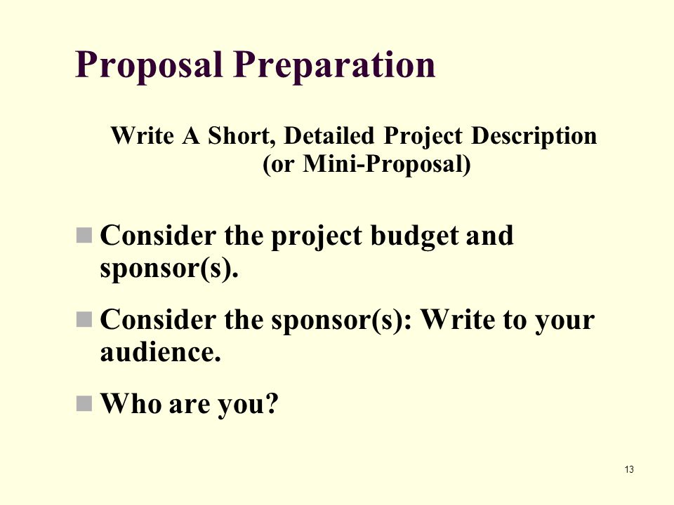 proposal writing procedure Preliminary project proposals writing letter proposals unsolicited proposal template government contracting process with usaid just what exactly is an unsolicited proposal.