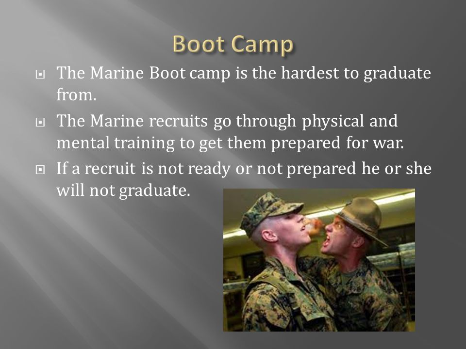 By Adam   What do you know about the Marine Corps? - ppt