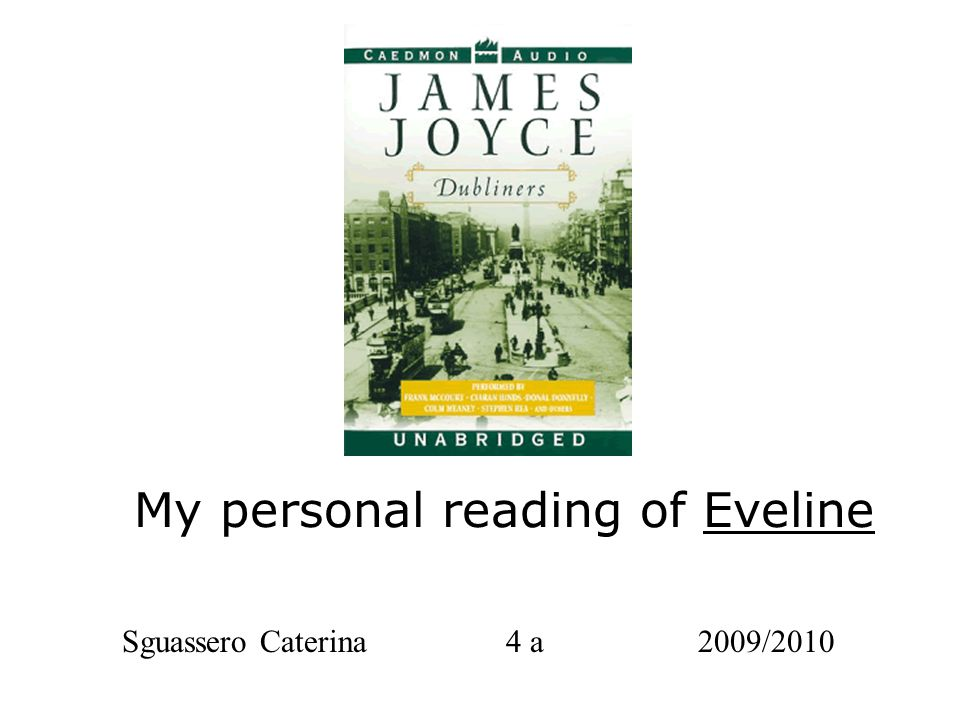 what is the theme of eveline