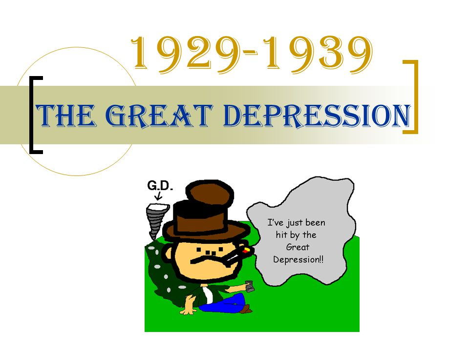 impact of the great depression and The great depression - main causes, impact on the economy, solving the depression, and lessons learned works cited included this essay is concerning about the great depression the main goal of my work is not only to describe the event itself, but especially to point out the head causes and.