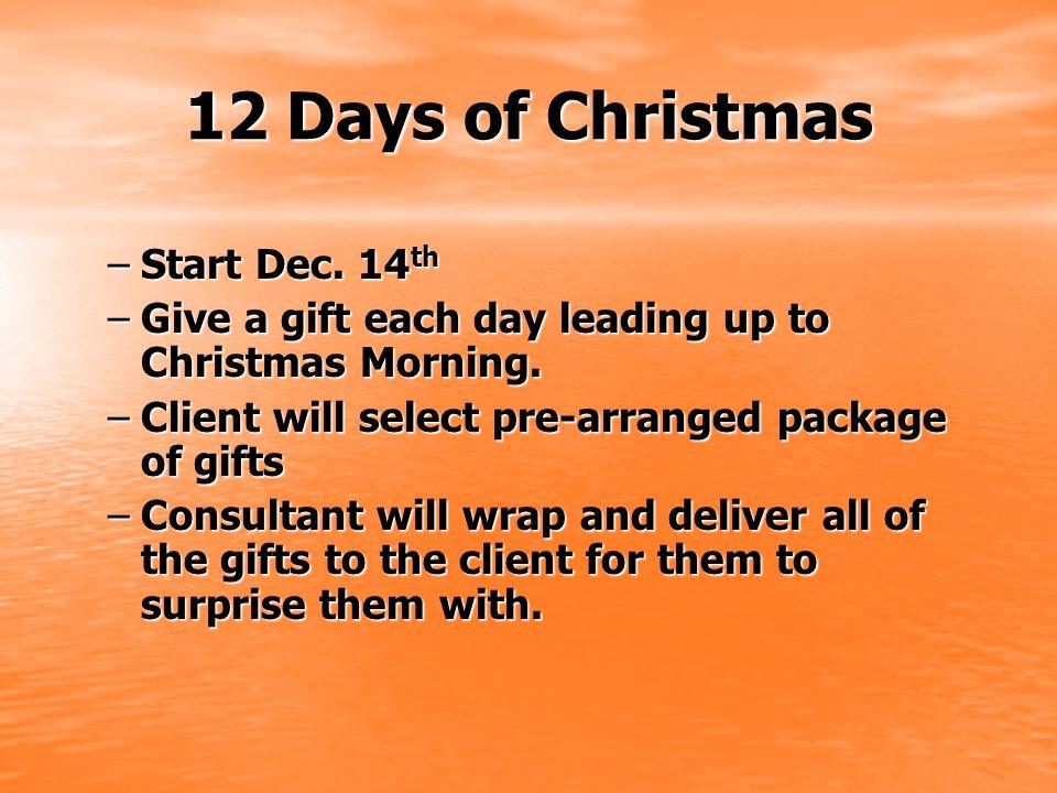 4 12 days of christmas