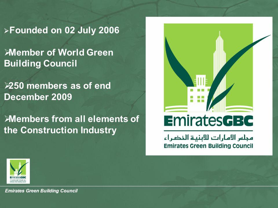 Emirates Green Building Council Jeffrey Willis Chairman Emirates
