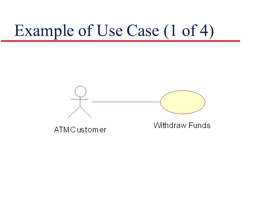 Example of Use Case (1 of 4)