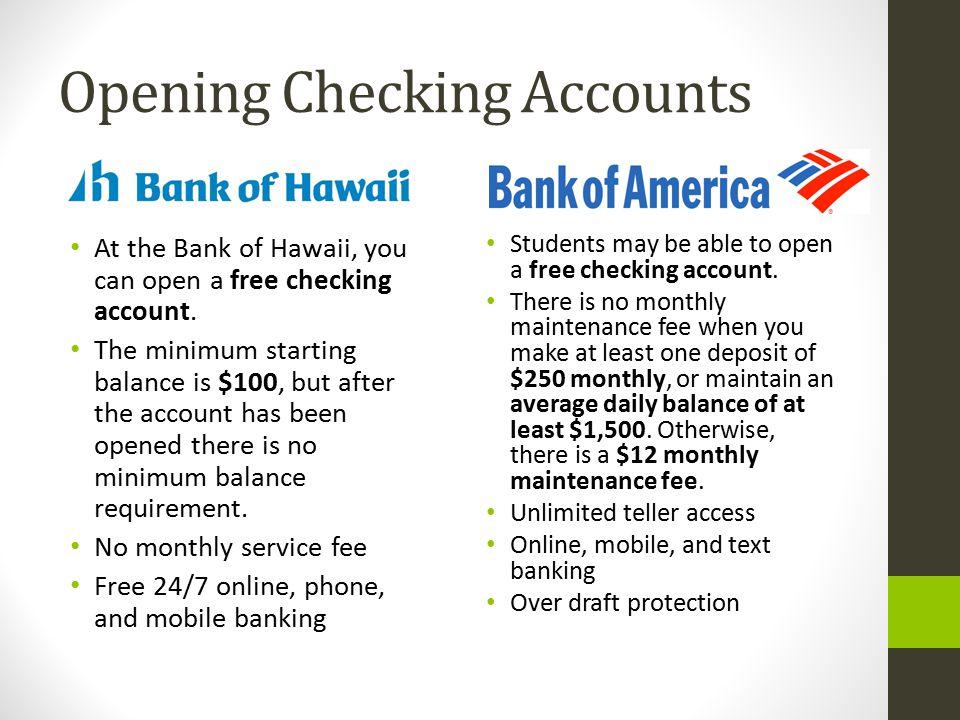 Free no deposit checking accounts all slots login ipad