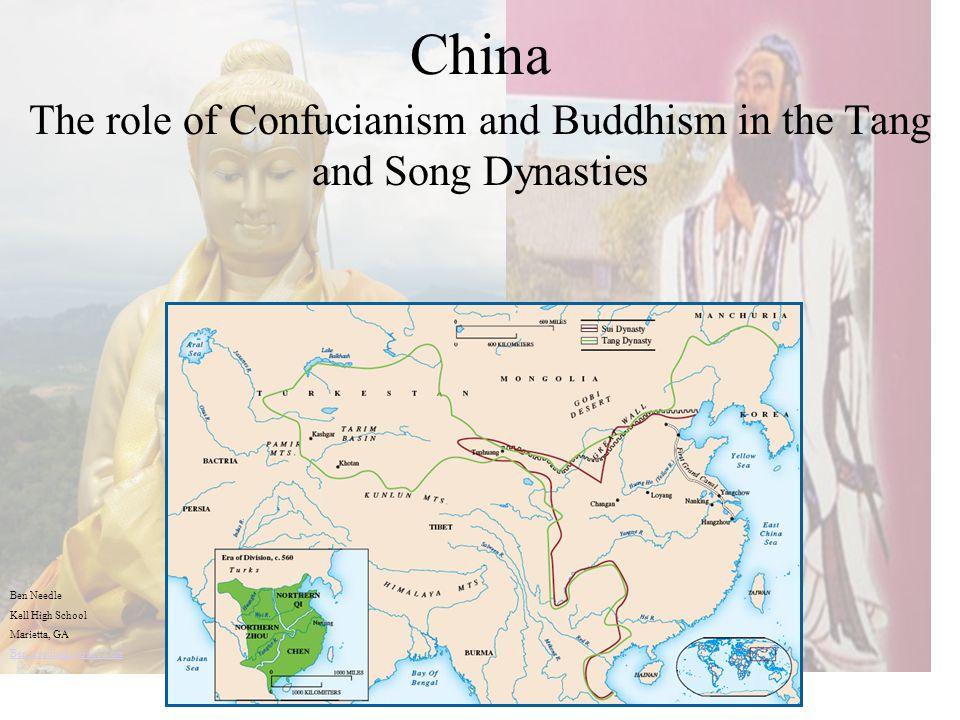 confucianism vs buddhism