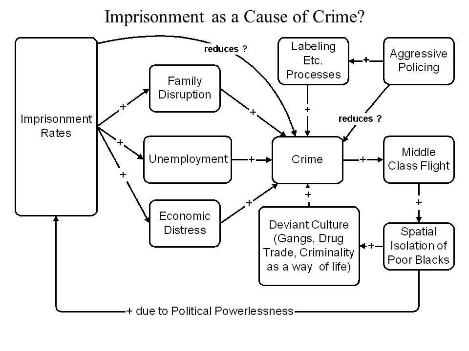 Imprisonment as a Cause of Crime