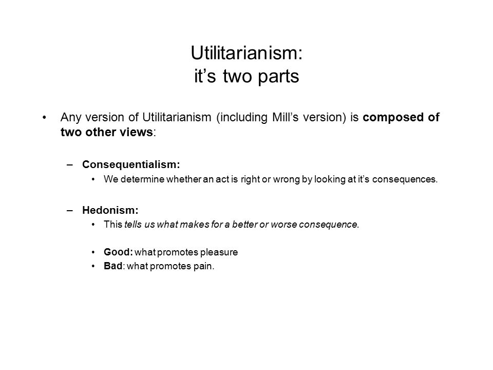 """outline situation ethics or utilitarianism """"an outline of a system of utilitarian ethics"""" in j j c smart and bernard williams, utilitarianism: for and against cambridge university press, 1973 cambridge university press, 1973 smart's discussion combines an overview of moral theory and a defense of act utilitarianism."""