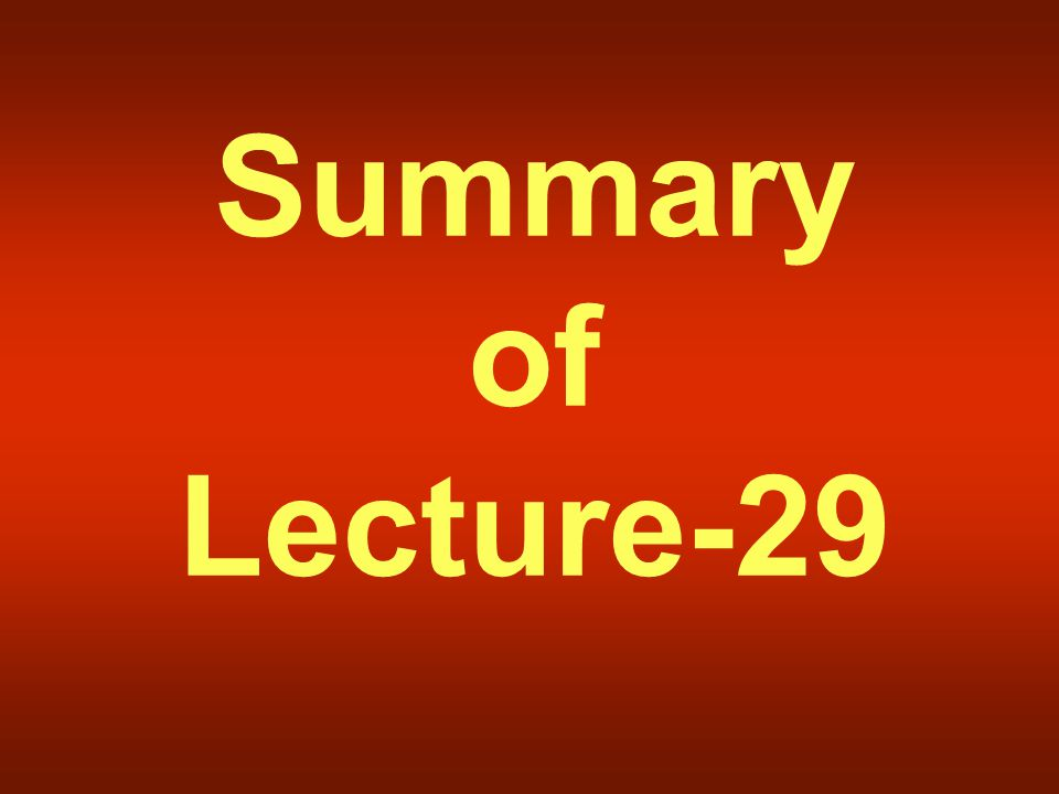 Principles of Marketing Lecture-30