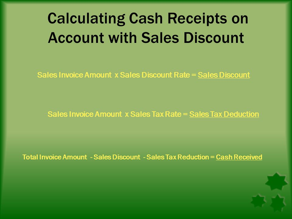 Journalizing Sales on Account Accounts Receivable – used to record sales to customers on account Sales Journal (abbreviate with an S ) – Used to record only sales on account Invoice-a form prepared in duplicate to document a sale on account.